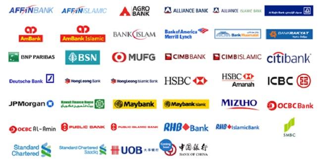 46 Senarai Bank Di Malaysia 2020 Untuk Panduan Anda Infosantai